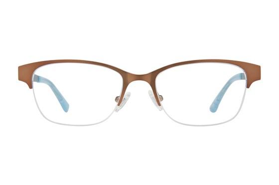 Candie's CA106 Brown Glasses