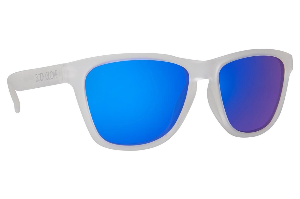 Body Glove BG10 Clear Sunglasses