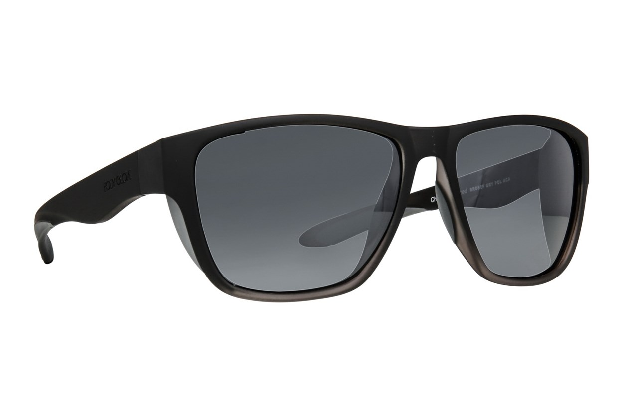 Body Glove Brosef Gray Sunglasses
