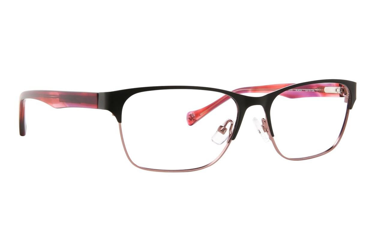 Lucky D101 Black Glasses