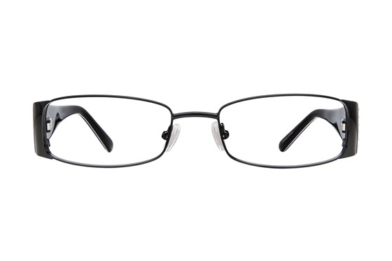 Platinum Eyewear PLO335 Black Glasses