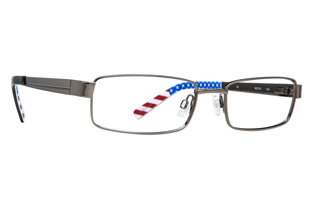 TapouT TAPMO106 Silver Glasses