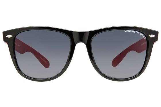 Fan Frames Manchester United FC - Retro Black Sunglasses