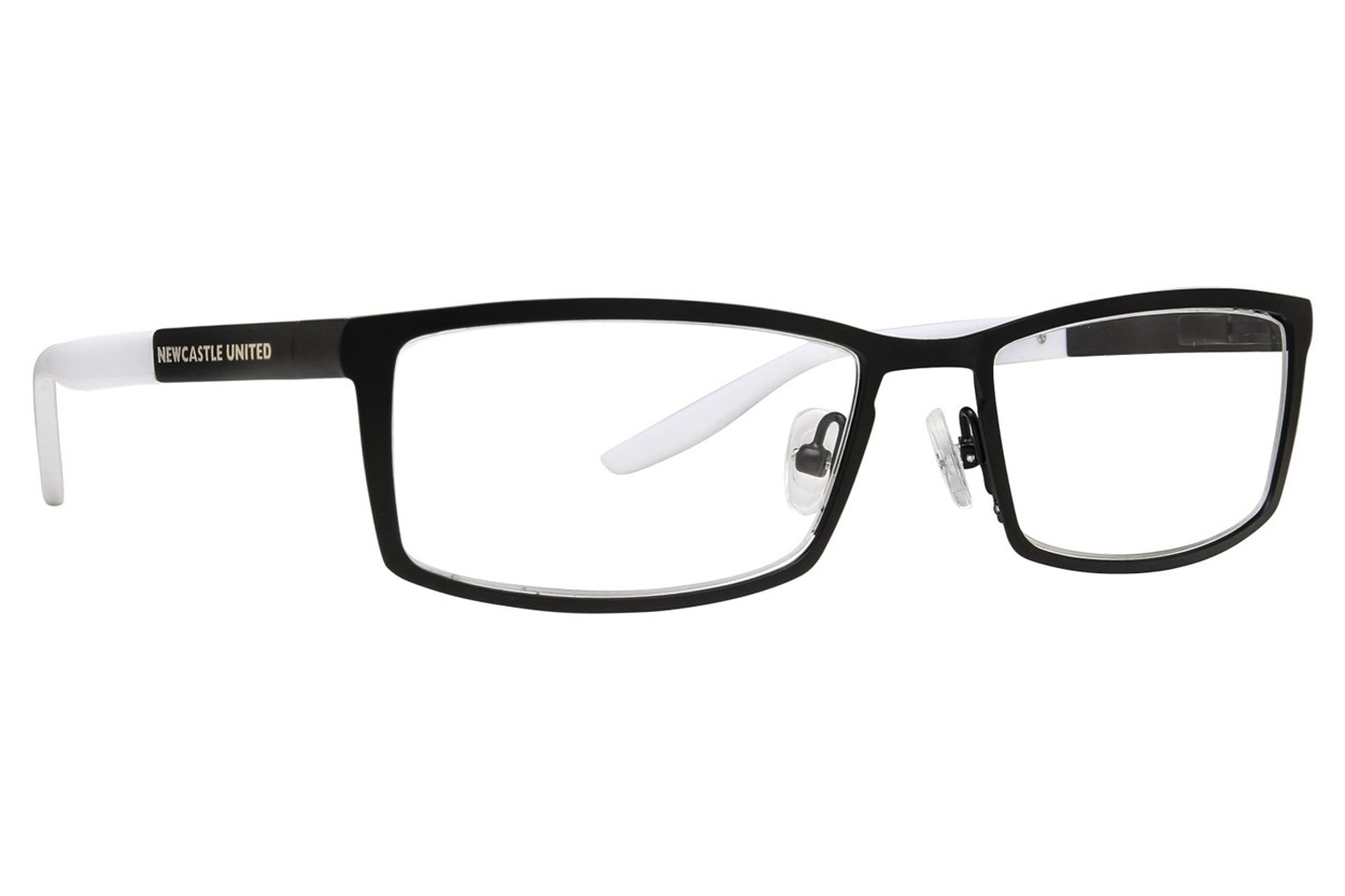 Fan Frames Newcastle United - Metal Eyeglasses - Black