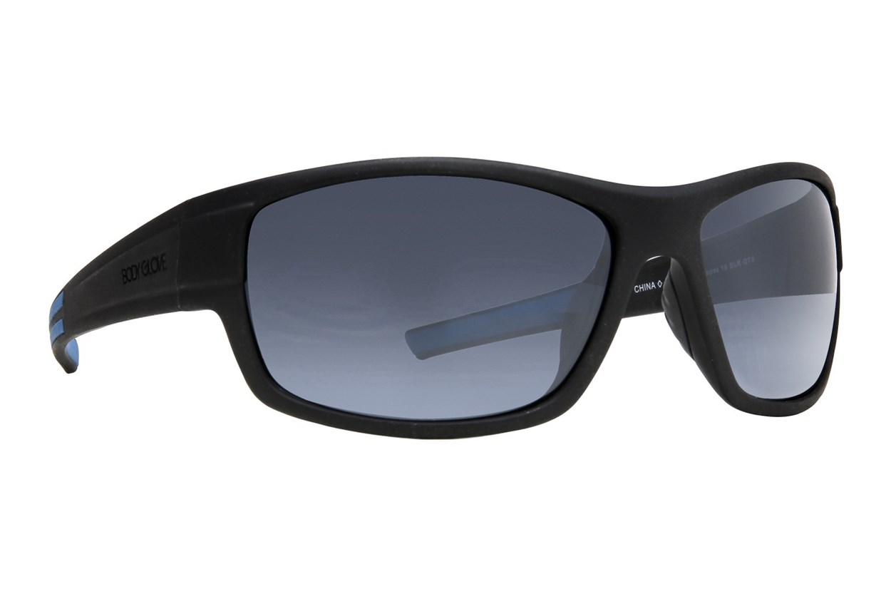 Body Glove Vapor 19 Sunglasses - Black