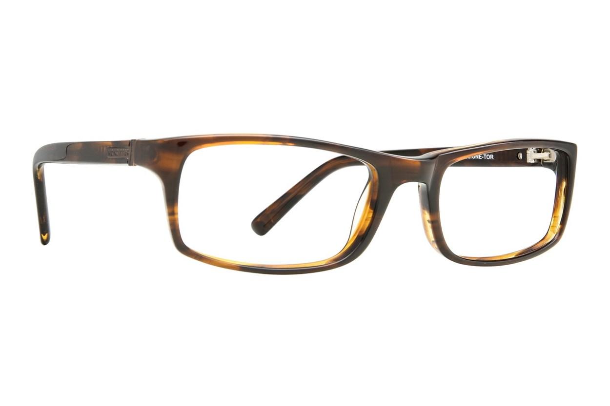 Von Zipper 1 Night Stand Tortoise Glasses