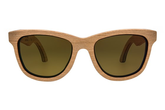 Parkman Sunglasses Bombay Wood Red Sunglasses