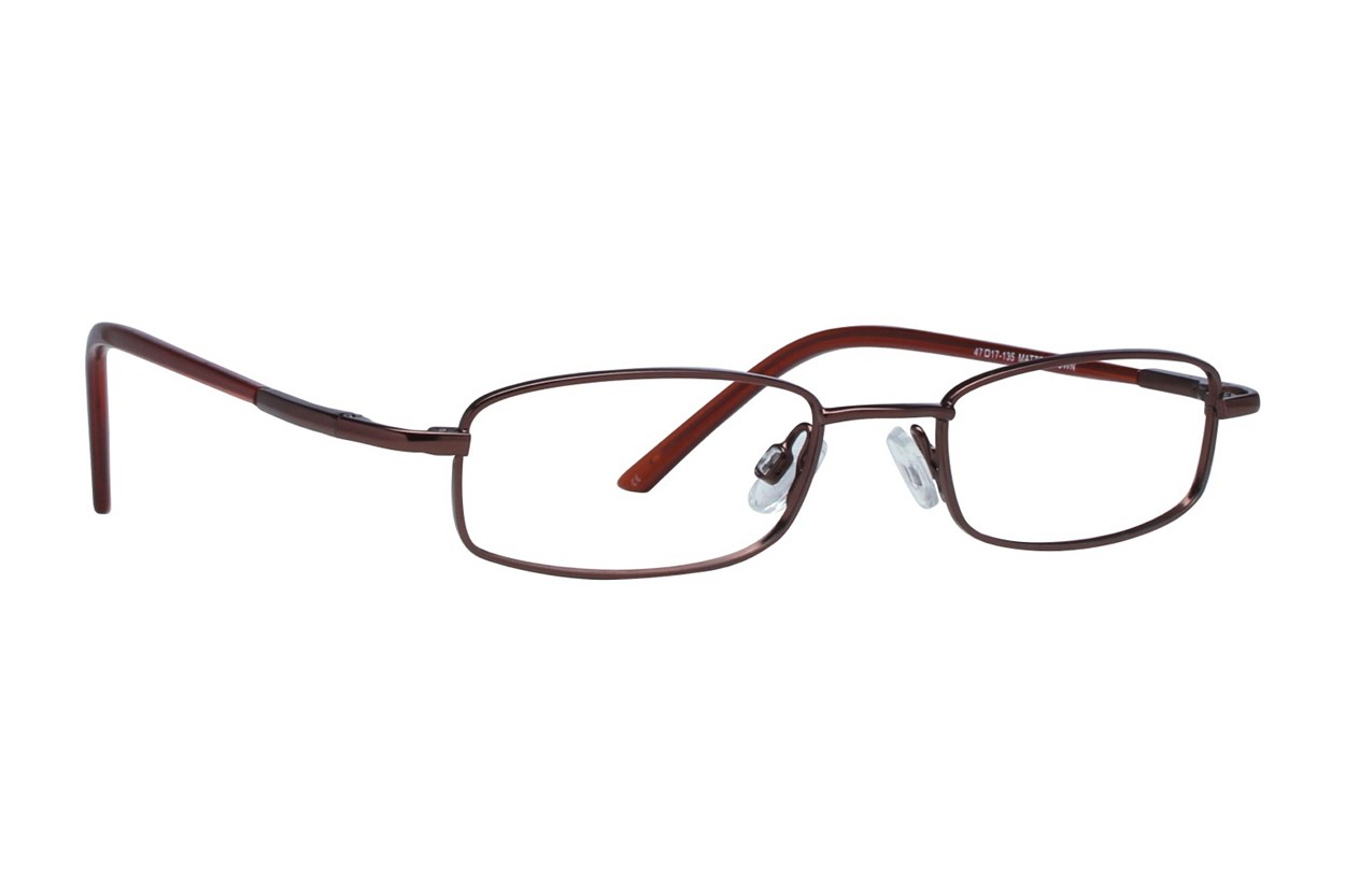 Arlington AR1001 Brown Glasses