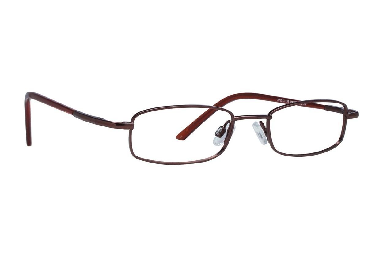 Arlington AR1001 Brown Glasses