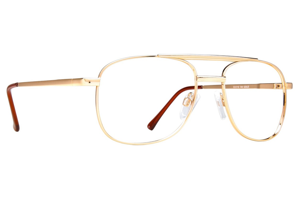 Arlington AR1007 Eyeglasses - Gold