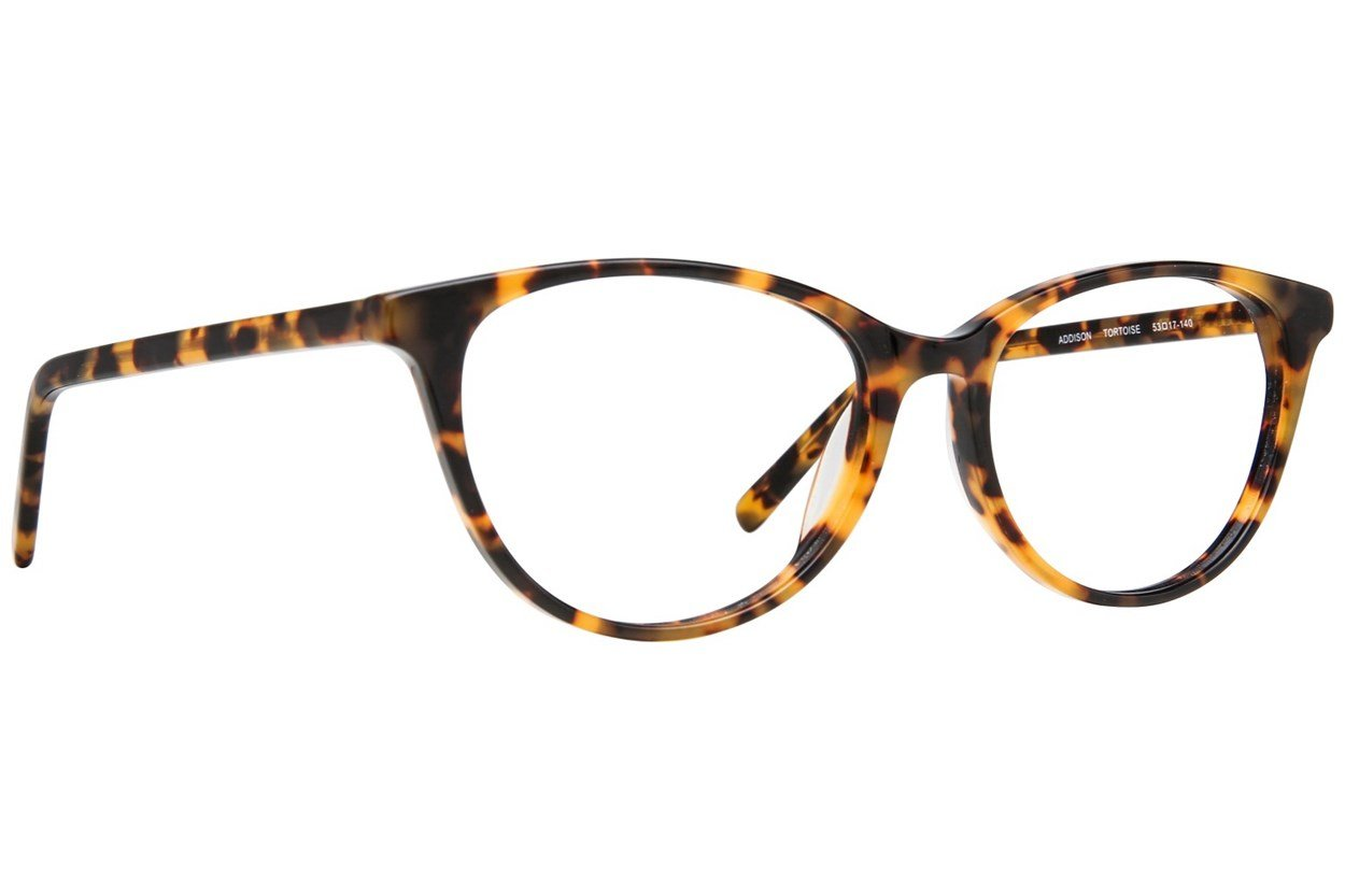 Eight To Eighty Eyewear Addison Eyeglasses - Tortoise