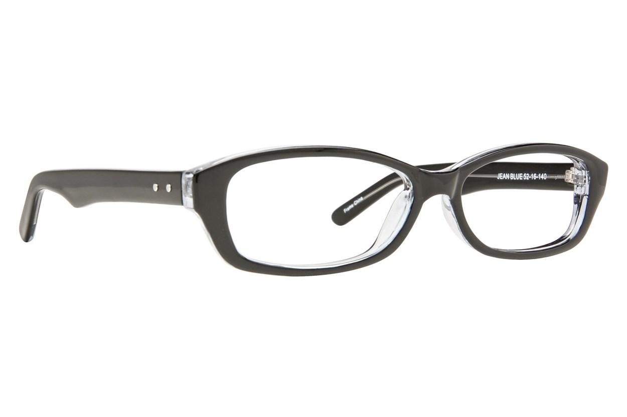 Affordable Designs Jean Blue Glasses
