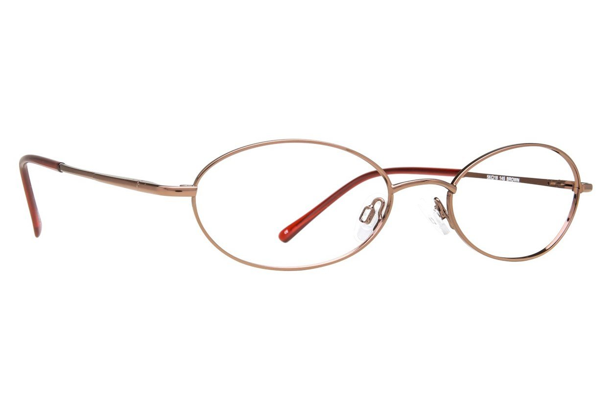 Arlington AR1021 Brown Glasses