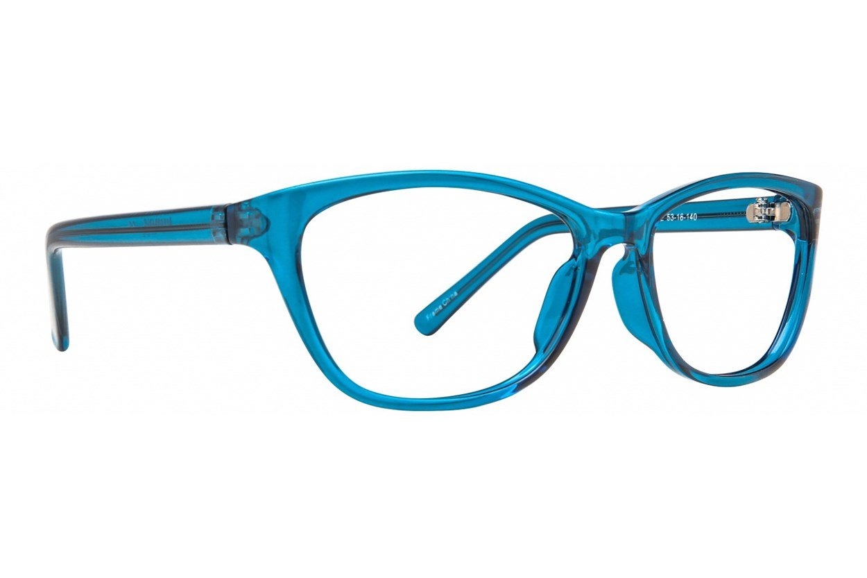 Affordable Designs First Lady Blue Glasses