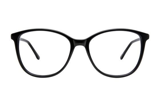 Serafina Barbara Black Glasses