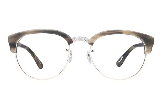 Sunday Somewhere Woody Gray Glasses