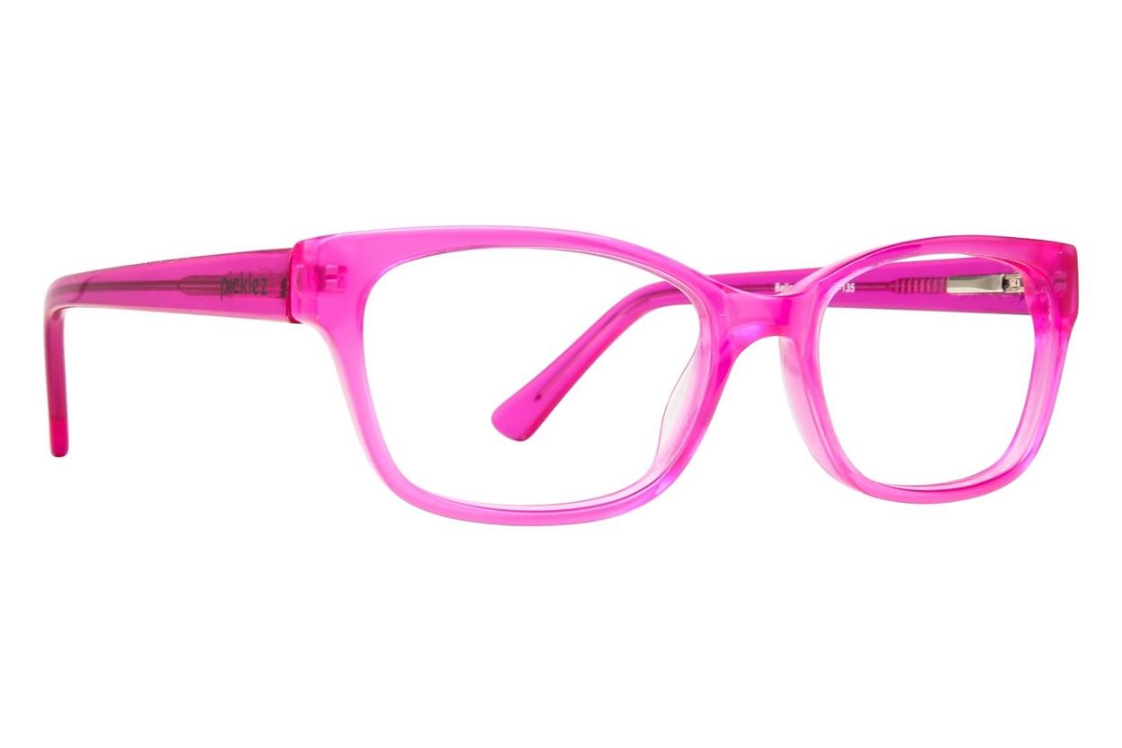 Picklez Bella Pink Glasses