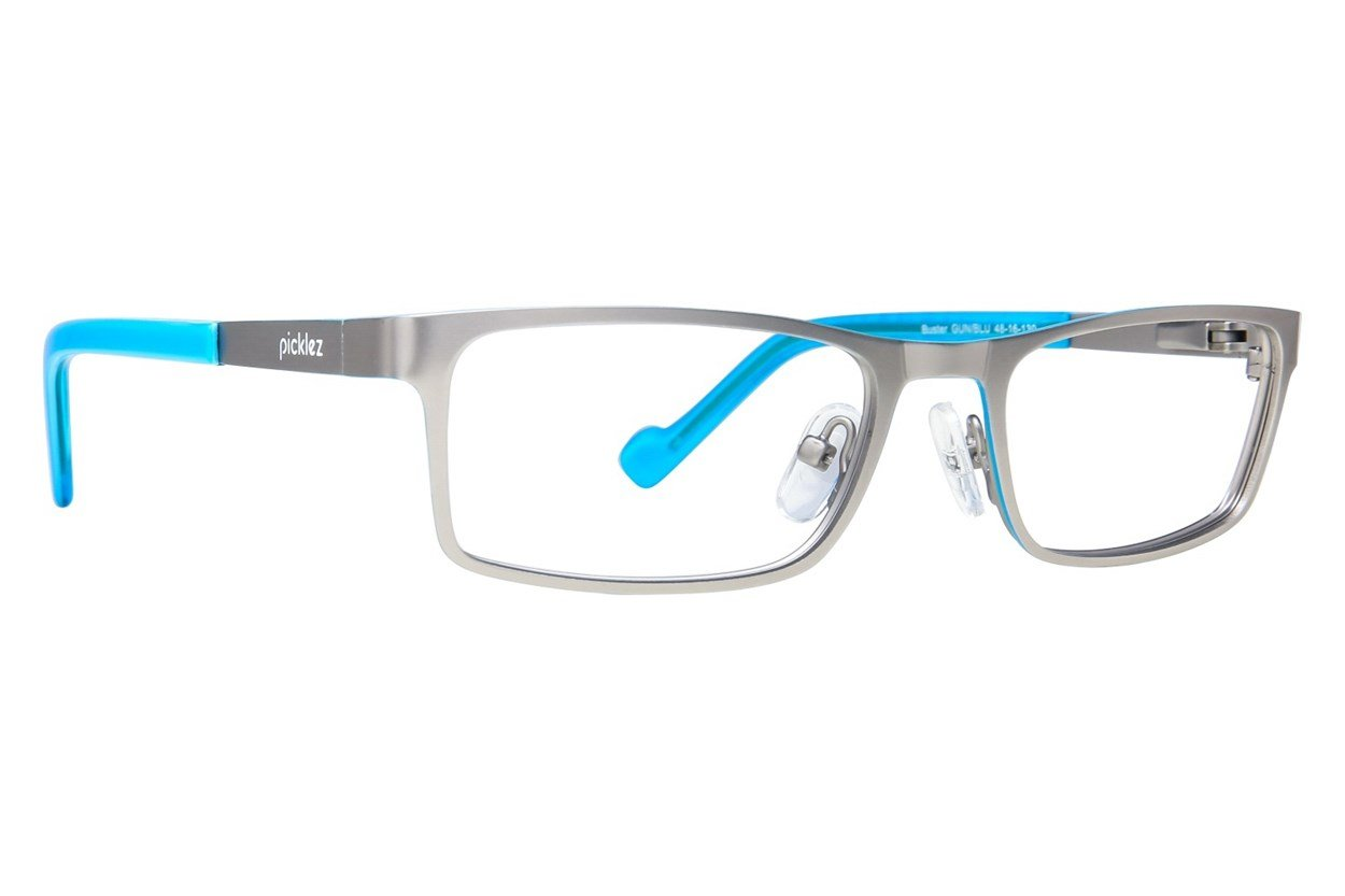 Picklez Buster Gray Glasses