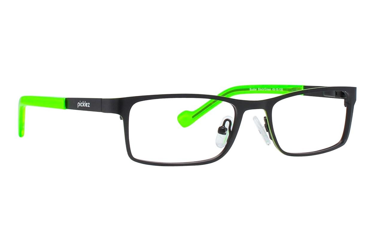 Picklez Buster Black Glasses