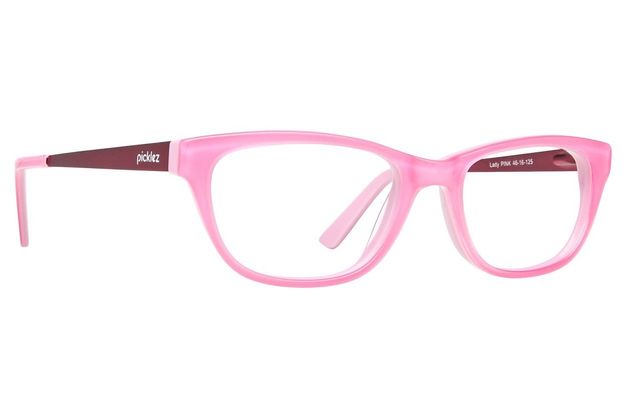 Picklez Lady Eyeglasses - Pink