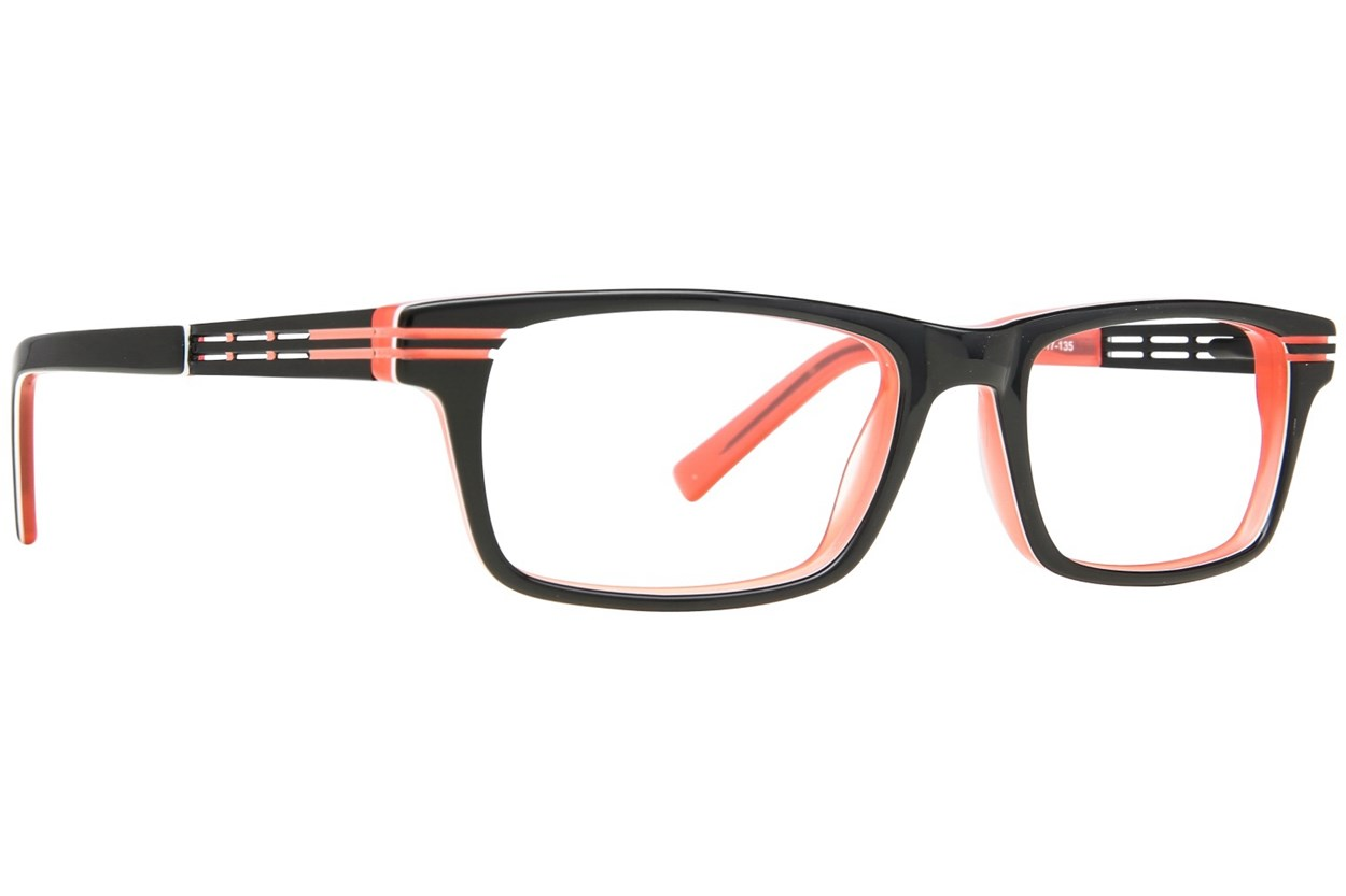Picklez Rex Black Glasses