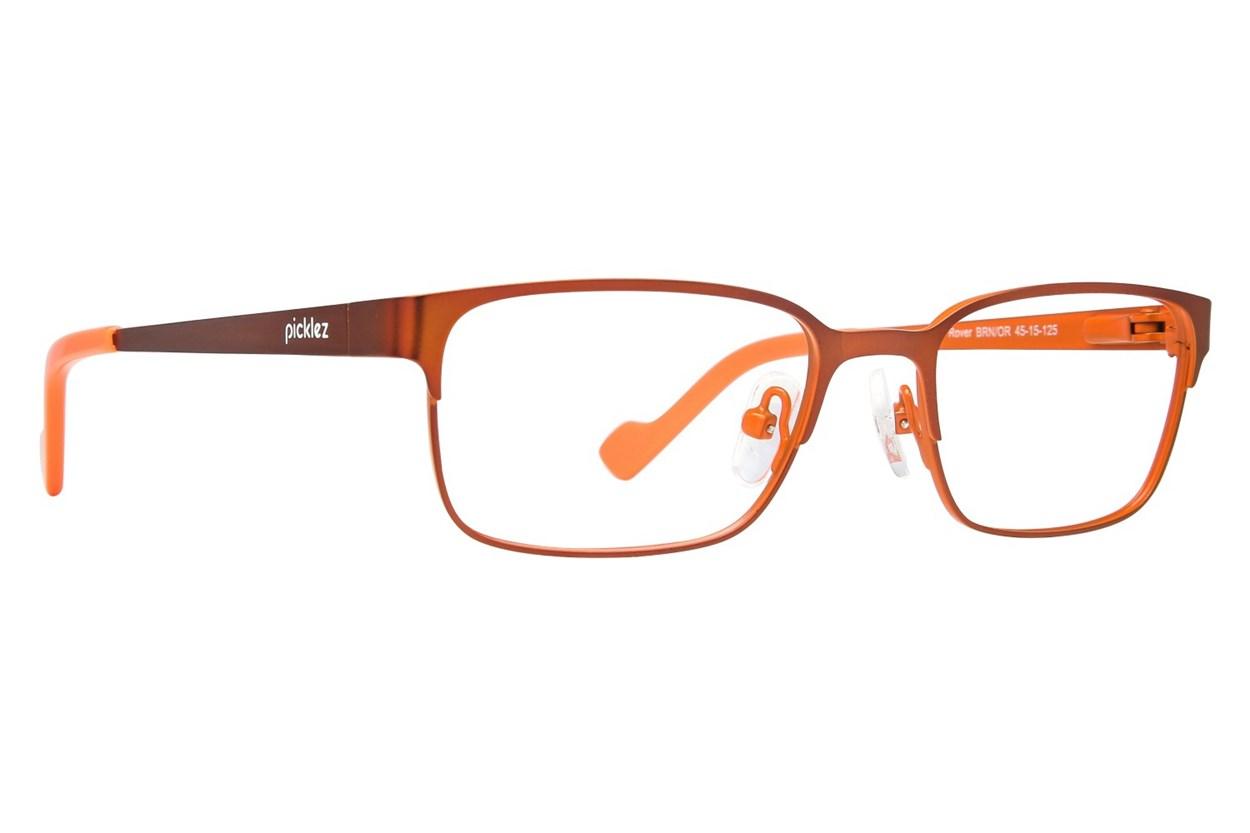 Picklez Rover Brown Glasses