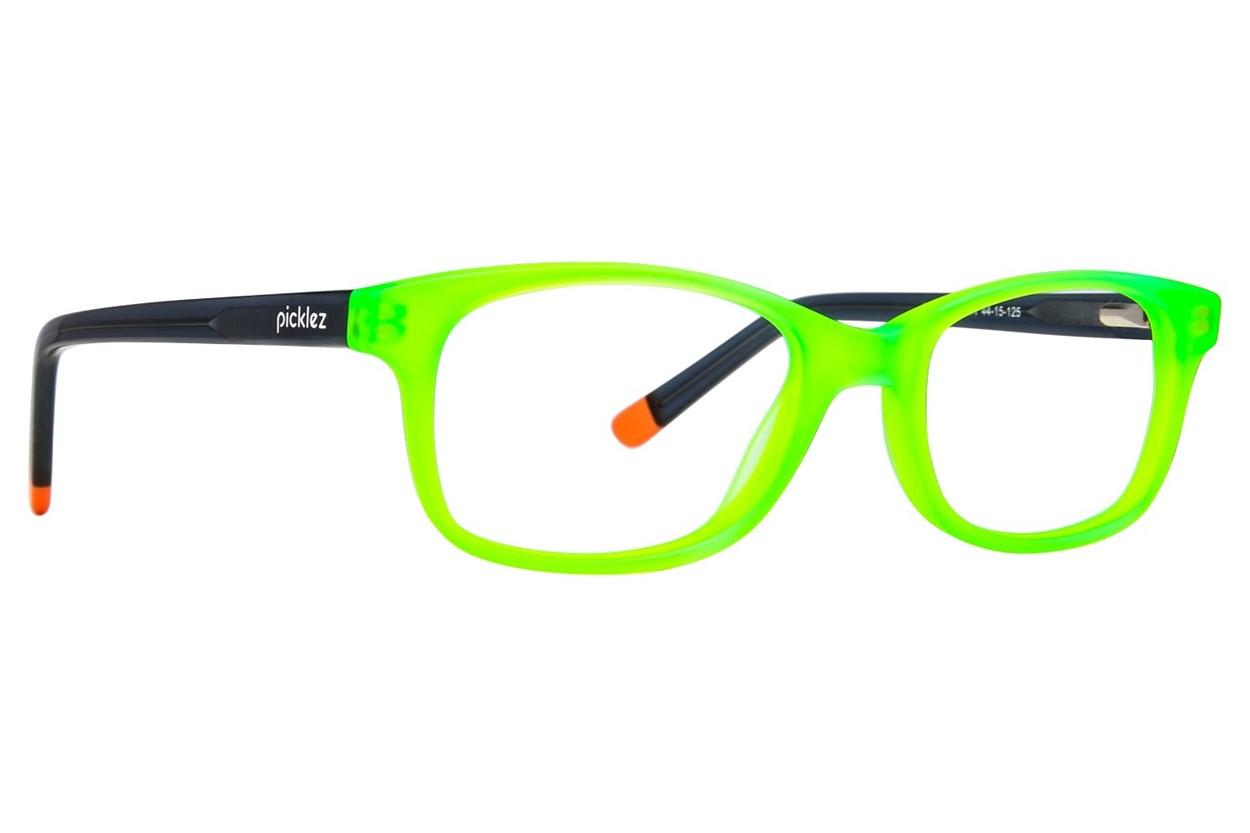 Picklez Scout Green Glasses