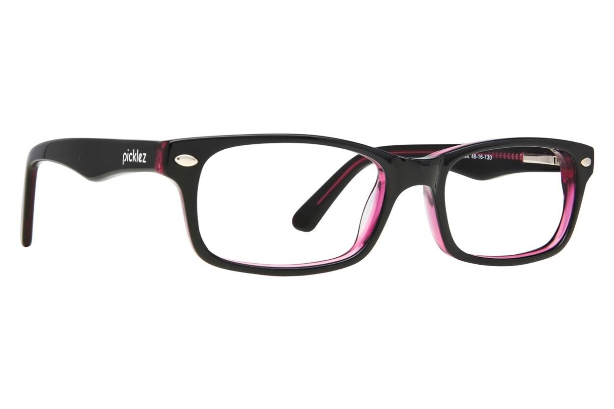 Picklez Spot Black Glasses