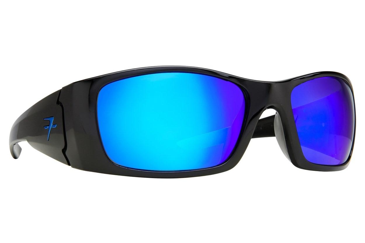 Fatheadz Black Nitro Black Sunglasses