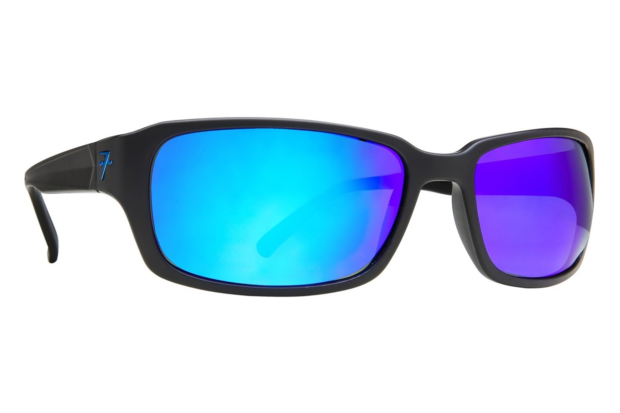 Fatheadz Jaxon Black Sunglasses