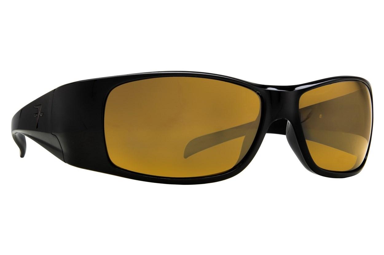 Fatheadz Power Trip Black Sunglasses