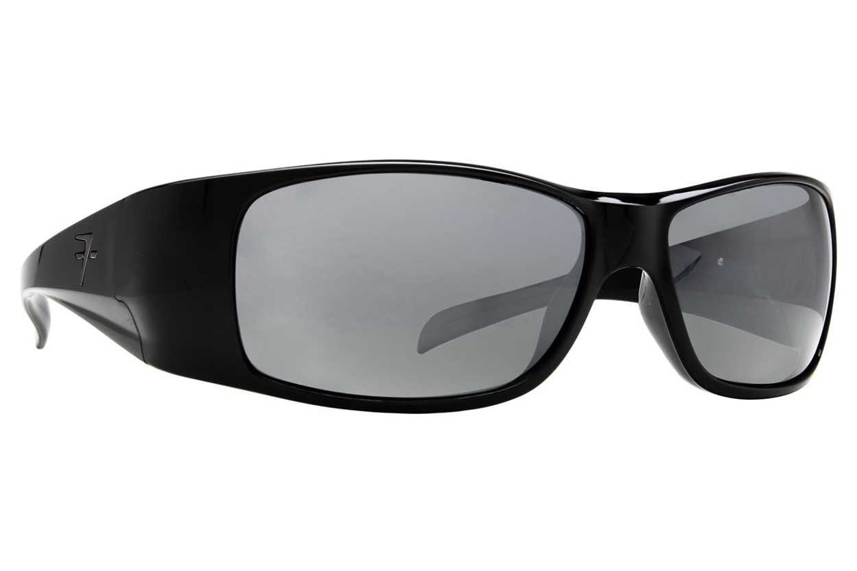 Fatheadz Power Trip Black Sunglasses