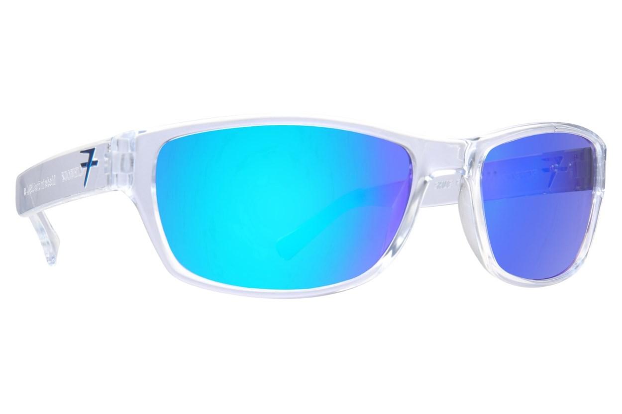 Fatheadz Shue Clear Sunglasses