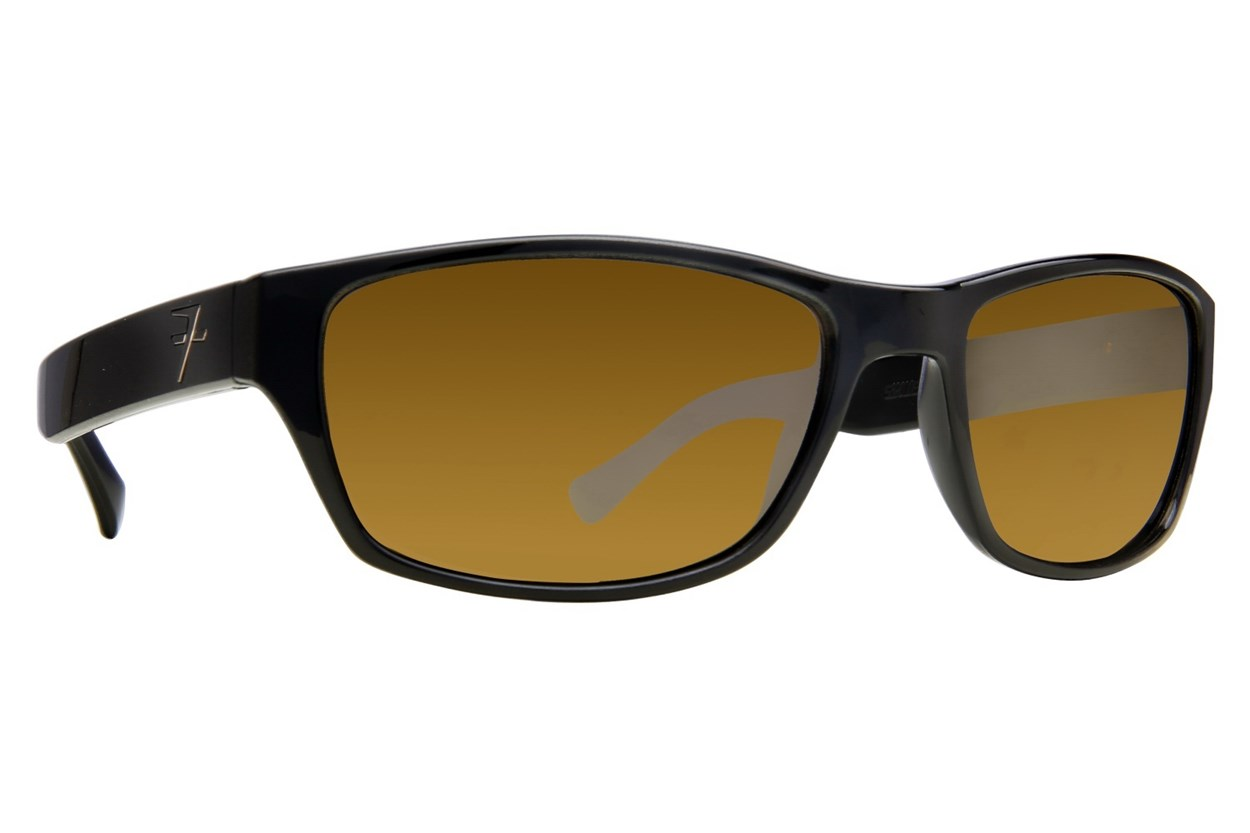 Fatheadz Shue Black Sunglasses