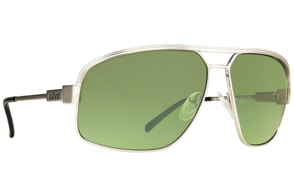 Revo Stargazer - VOV Bono Collection Silver Sunglasses