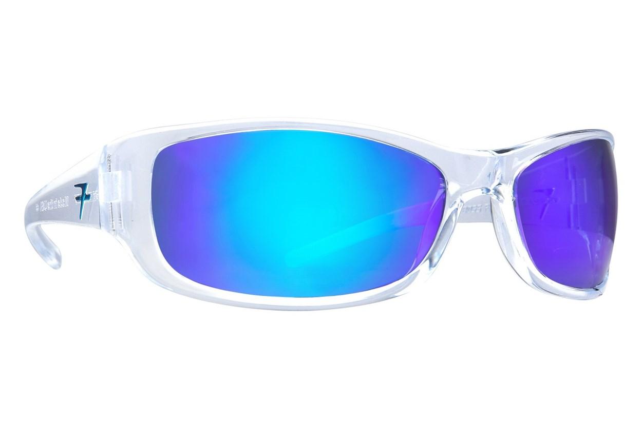 Fatheadz The Boss Clear Sunglasses