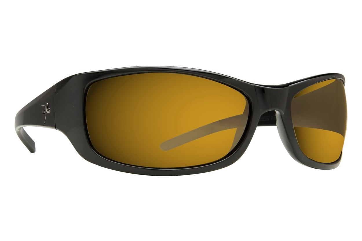 Fatheadz The Boss Sunglasses - Black