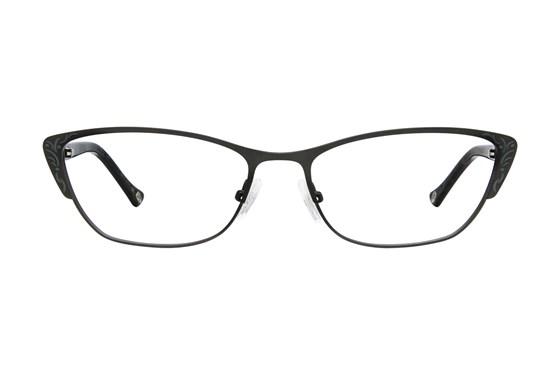 Lulu Guinness L762 Black Glasses