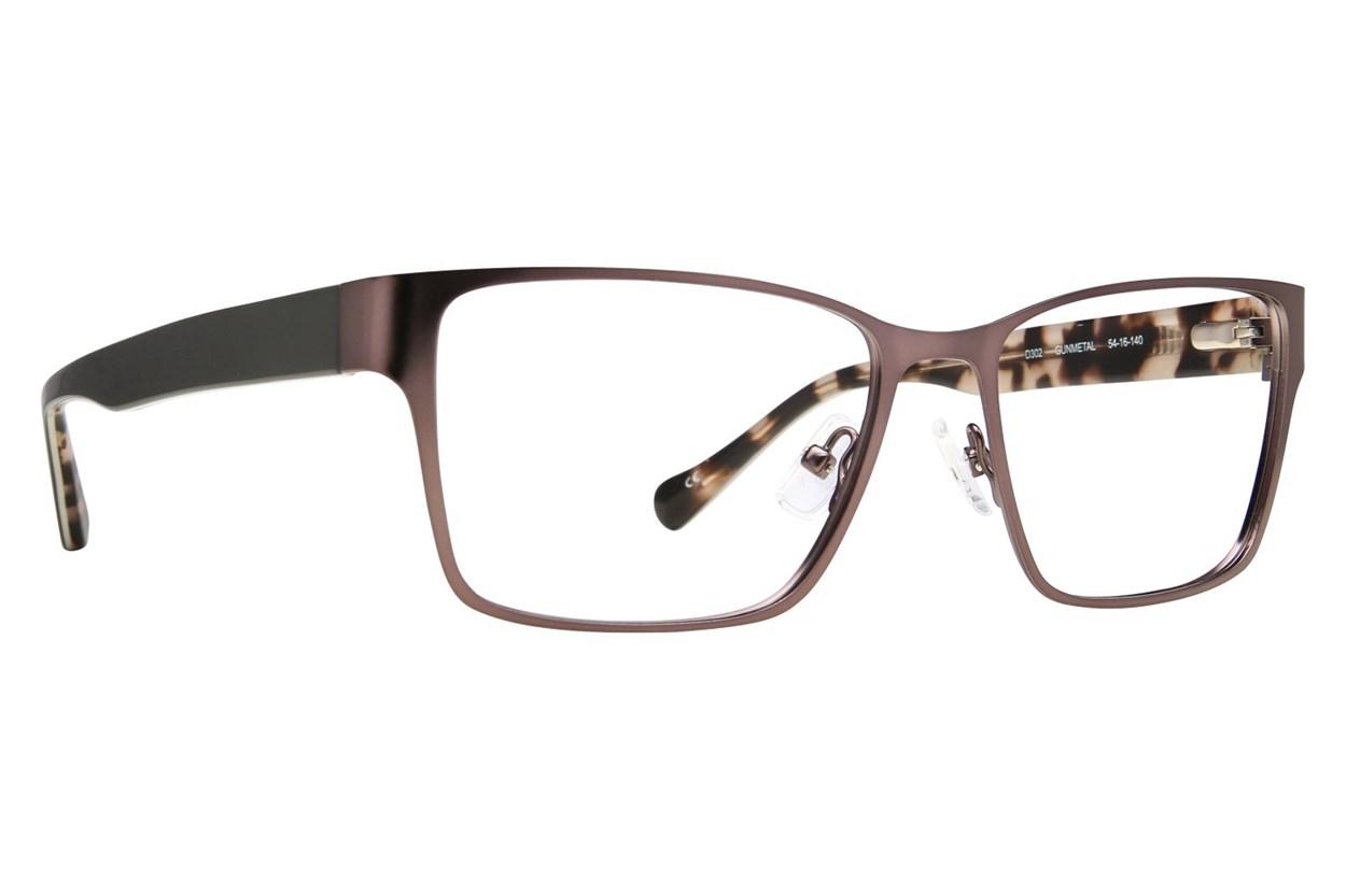 Lucky D302 Gray Glasses
