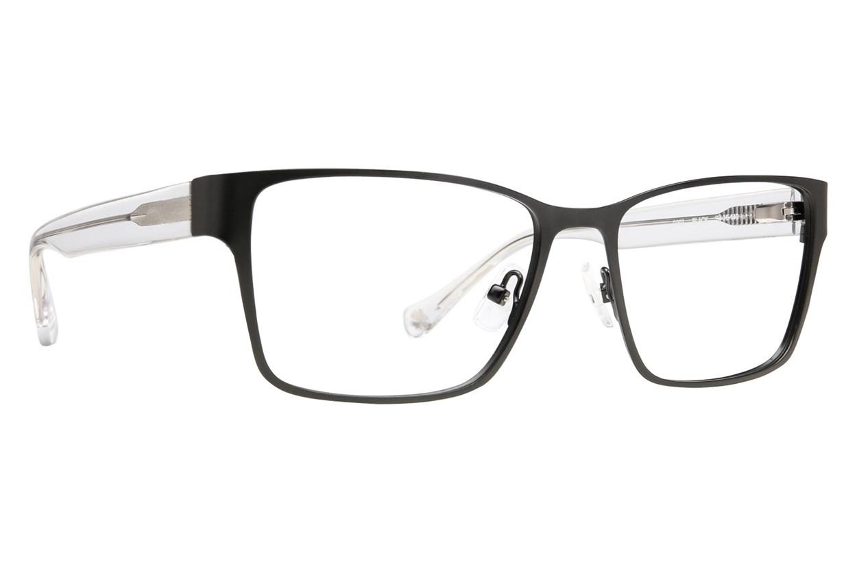Lucky D302 Black Glasses