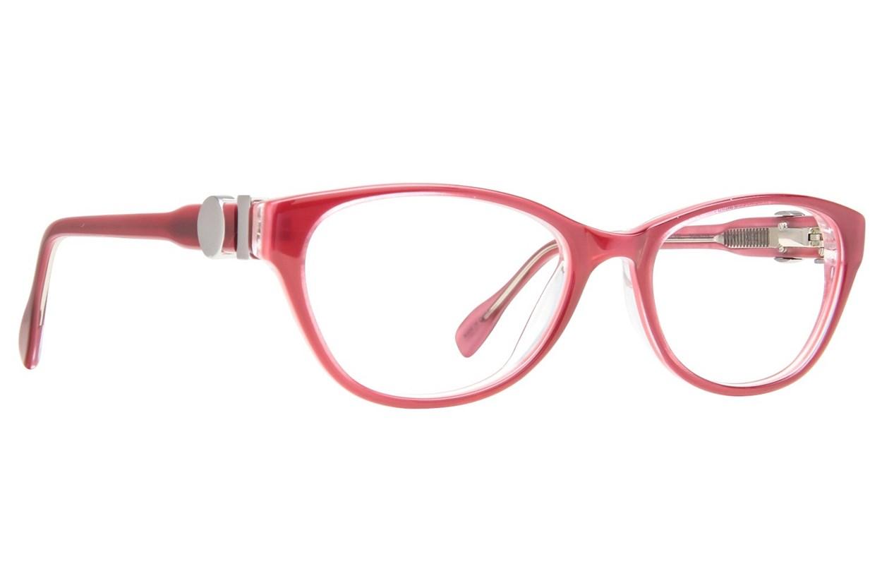 Derek Lam 10 Crosby 551 Pink Glasses