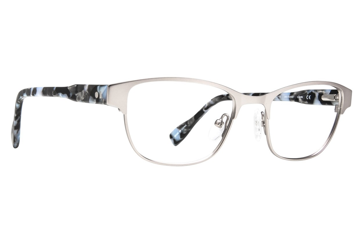 Derek Lam 10 Crosby 773 Gray Glasses
