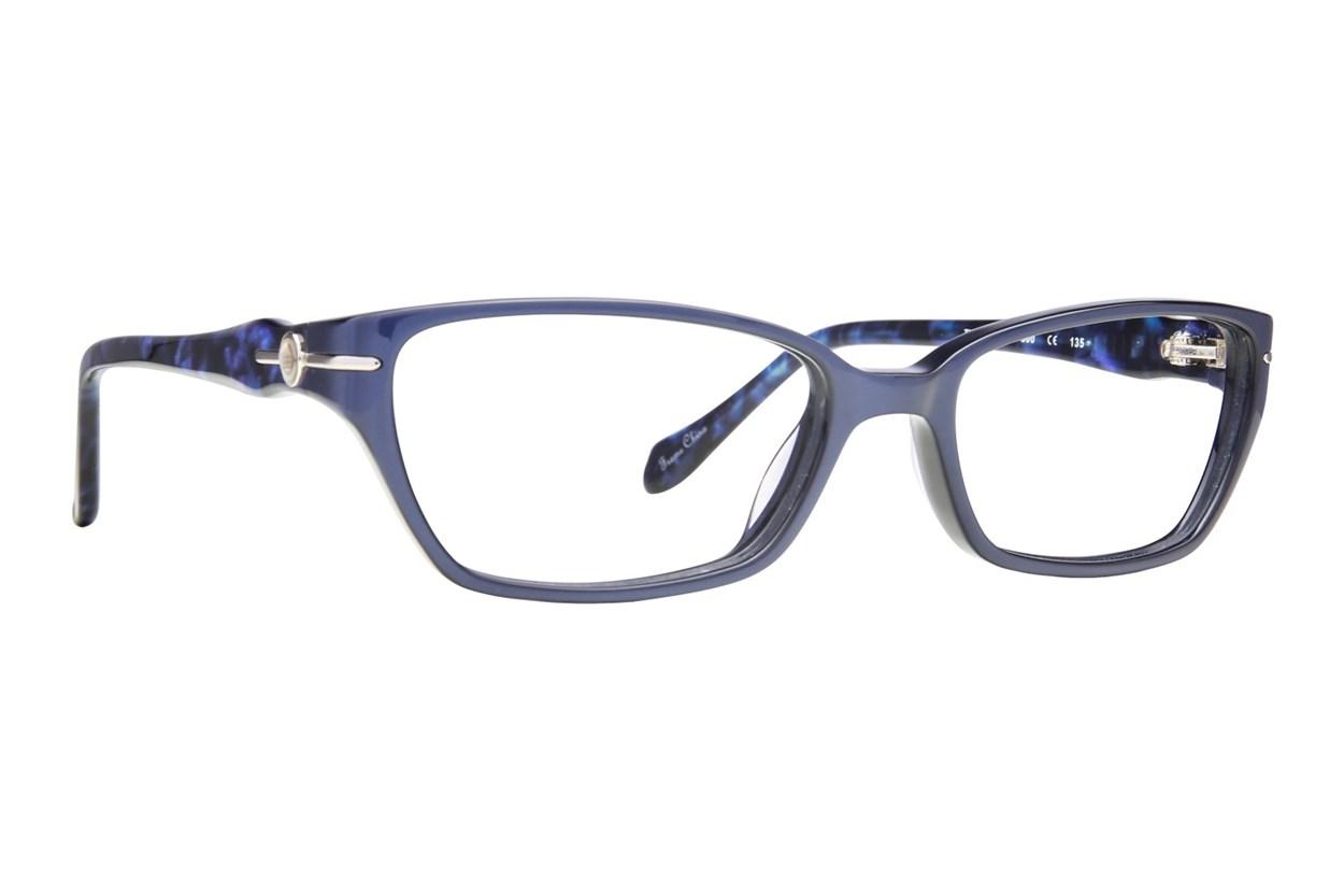 Leon Max LM 4005 Blue Glasses