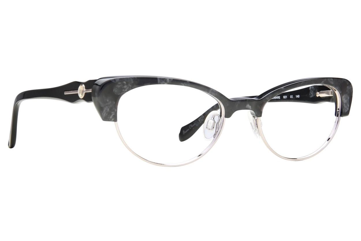 Leon Max LM 4008 Black Glasses