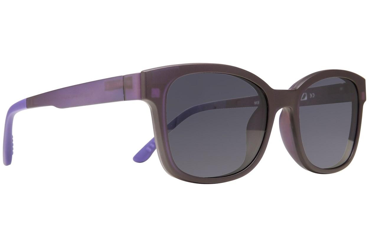 Alternate Image 1 - Eyecroxx EC40UL 370 Purple Glasses