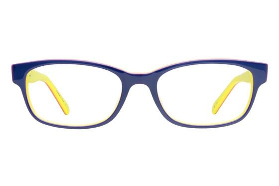 Kensie Uptown Blue Glasses