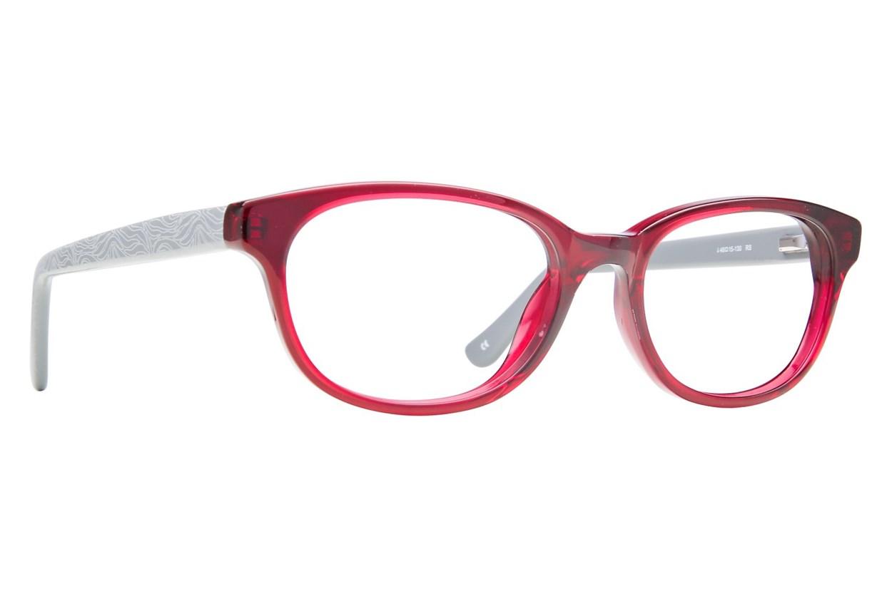 Kensie Girl Star Red Glasses