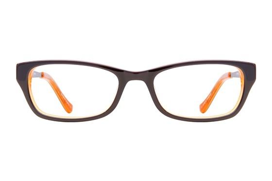 Kensie Girl Painter Brown Glasses