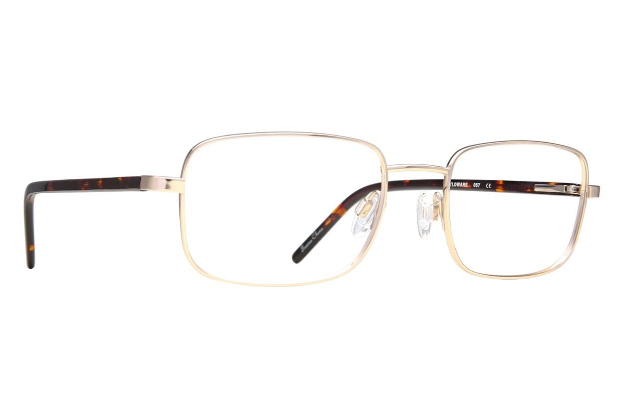 Stetson ST T510 Gold Glasses
