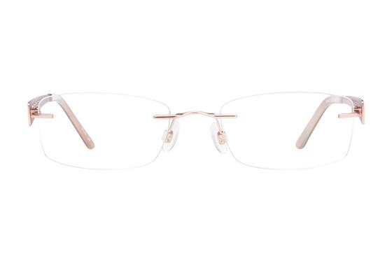 Invincilites Zeta C Tan Glasses